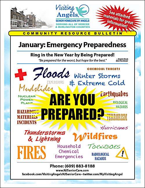 Emergency Preparedness Tips From Visiting Angels