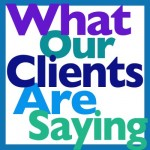 What are our clients are saying in NJ