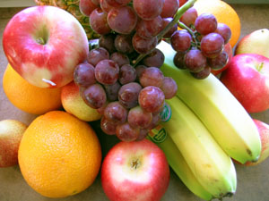Fruit is good nutrition for seniors