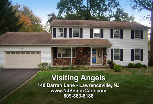 Visiting Angels Lawrenceville NJ Office