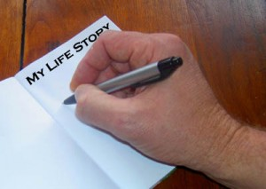 Share your life story