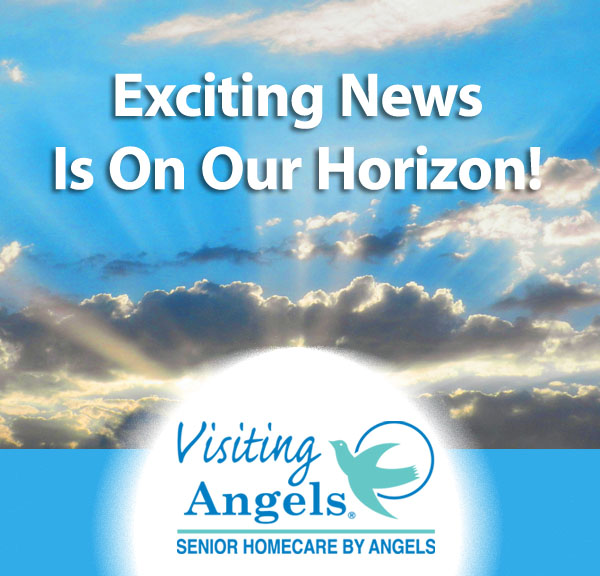 Exciting News is coming to Visiting Angels in NJ