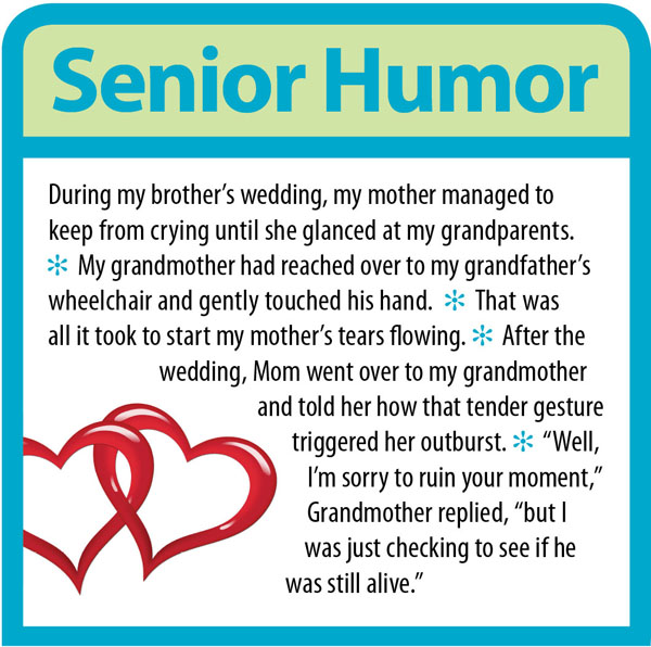 Senior Humor Presented by Visiting Angels NJ