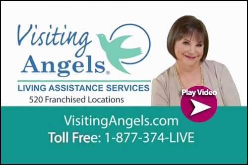 Cindy Williams Visiting Angels