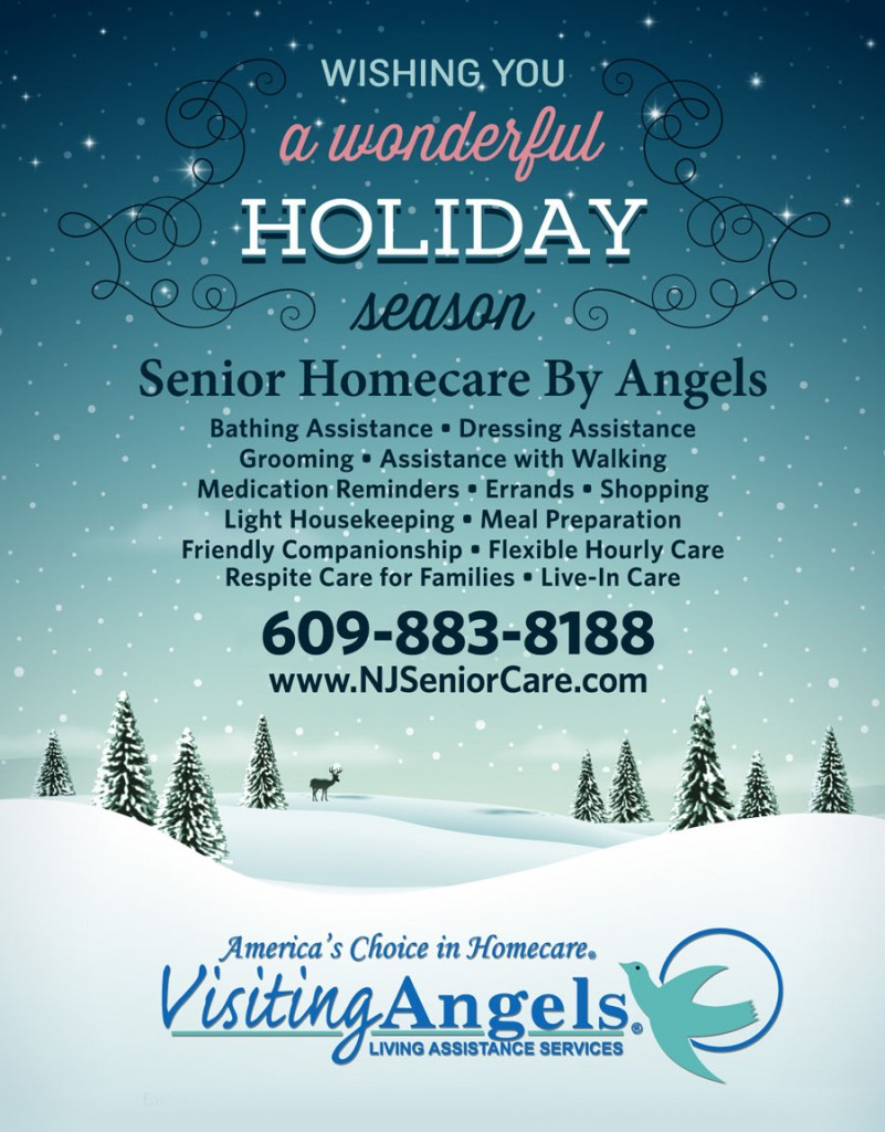 Happy Holidays from Visiting Angels Senior Home Care