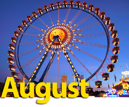 Visiting Angels of Mercer and Burlington Counties NJ August newsletter